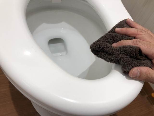 トイレ掃除 頻度 一人暮らし