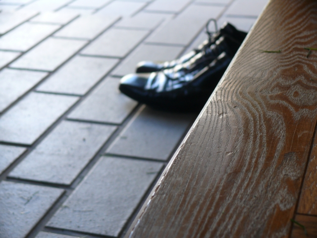 玄関や靴箱