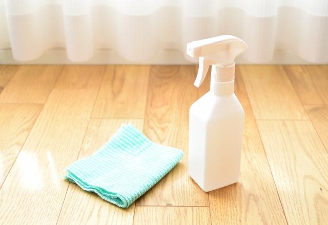 畳やフローリングは週に1回