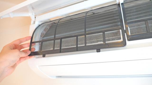 エアコンのカビを気にしすぎ?いえ!病気の原因です!エアコンのカビ掃除方法や防止策