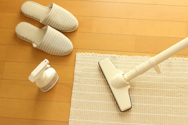 洗えないカーペットの臭いを簡単に除去!秘密は重曹にあり?