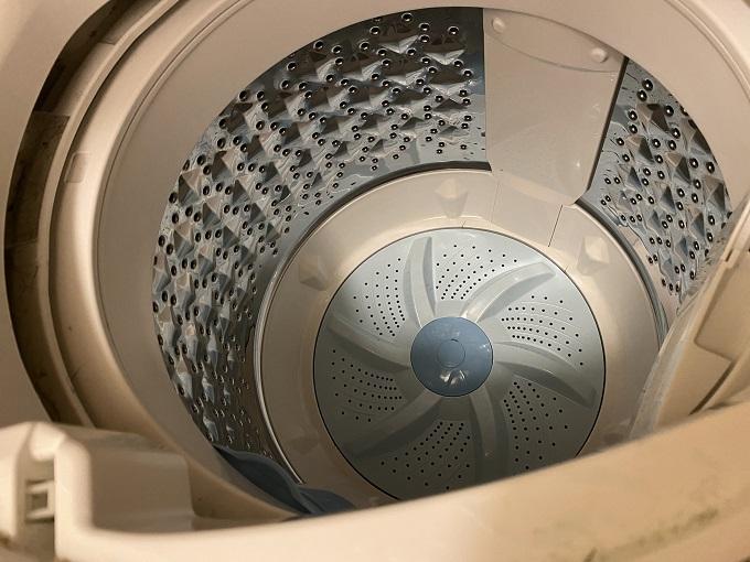 洗濯槽クリーナーを使い月1回の頻度で掃除を!簡単なカビ対策とお掃除方法!