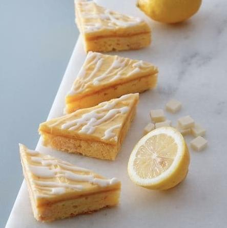 レモンクリームチーズバー