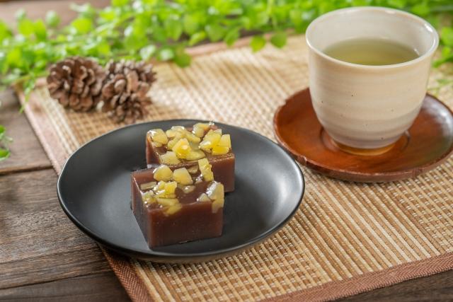 セブン北海道産小豆使用栗ようかんのカロリーと糖質量は?販売開始はいつから?