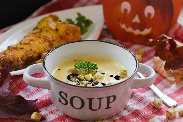 ローソンシェフ直伝!たいめいけんスープはいつから販売開始?カロリーや値段も調査!